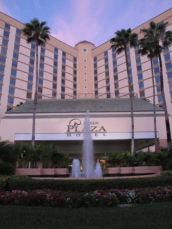 Rosen Plaza Hotel: Hotel