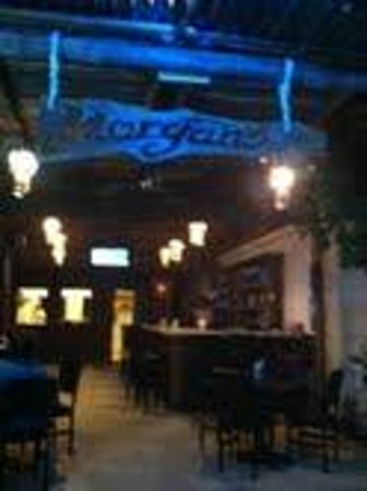 Morgan's: From the Street