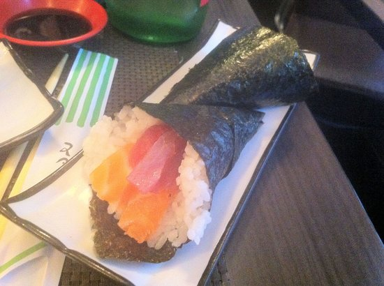 Sushi Bar Emanuela: Temaki queen