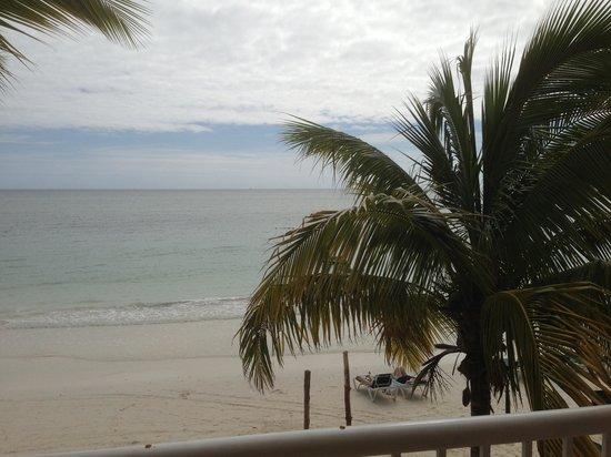 Island Seas Resort: View from my balcony