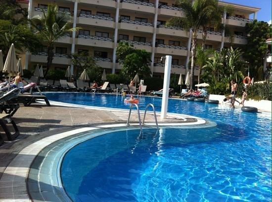 Aparthotel Parque de la Paz : pool