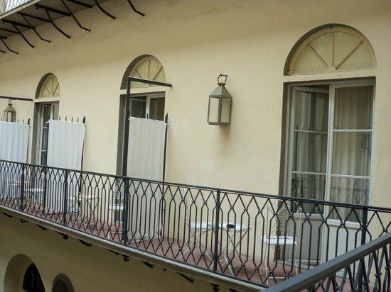 Palazzo Galletti: Le camere