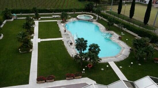 Hotel Savoy Palace - TonelliHotels : piscina esterna