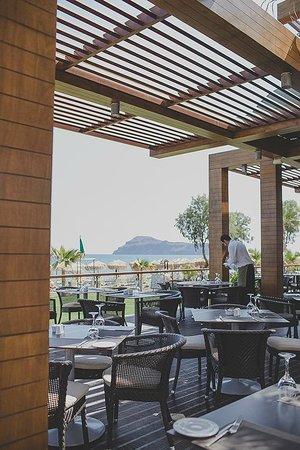 Minoa Palace Resort: Restuarant