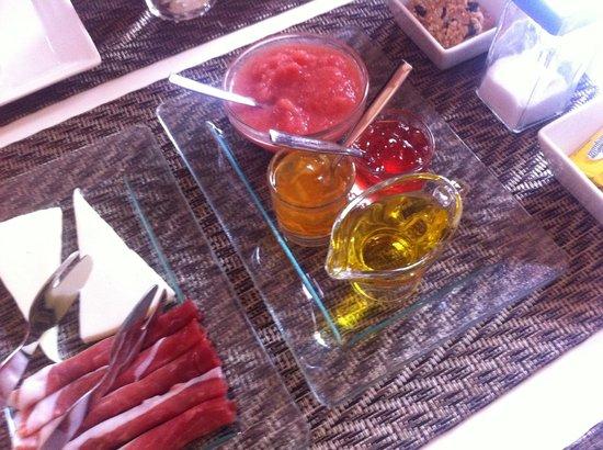 La Joya del Valle de Ricote: tomato jam
