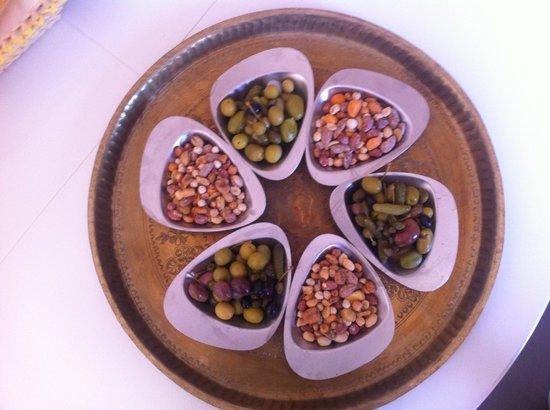 La Joya del Valle de Ricote: frutos secos and olivas