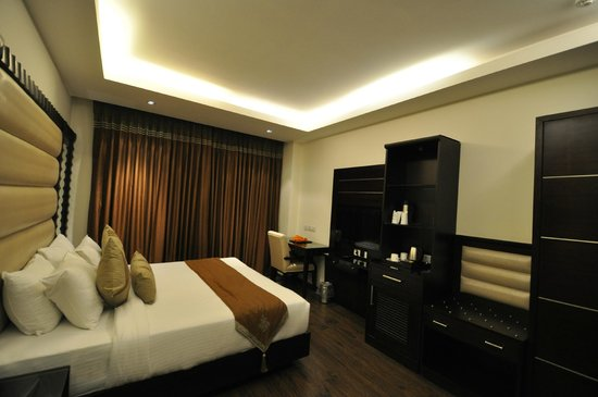 Room 202, Parkland Grand Hotel, Delhi, 28 Dec 2012