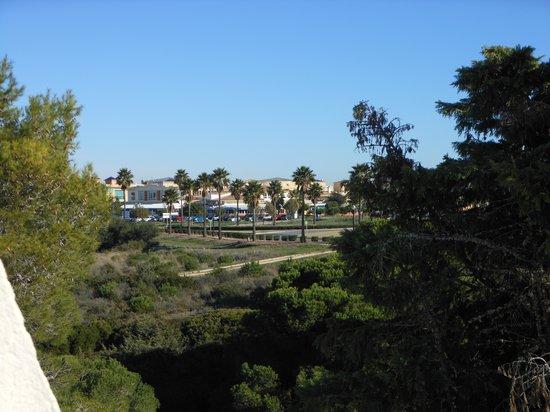 Iberostar Royal Andalus: Vista desde el balcón de la habitación