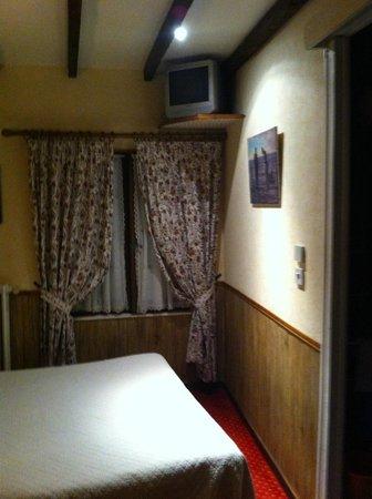 Hotel Mignon: chambre