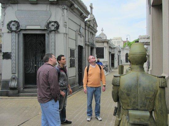 Marcelo Alejandro Mansilla : Tour with Marcelo