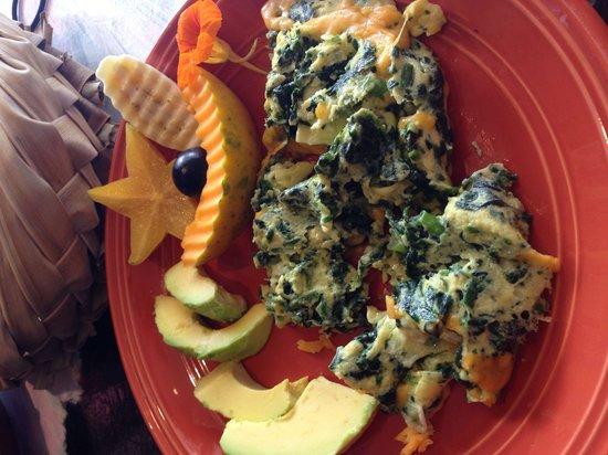 Pele's Kitchen : Pahoa scramble