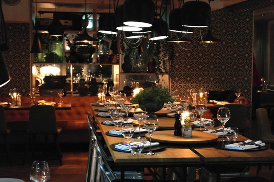 Fun dining bilde av kitchen table bergen i bergen for Table bergen