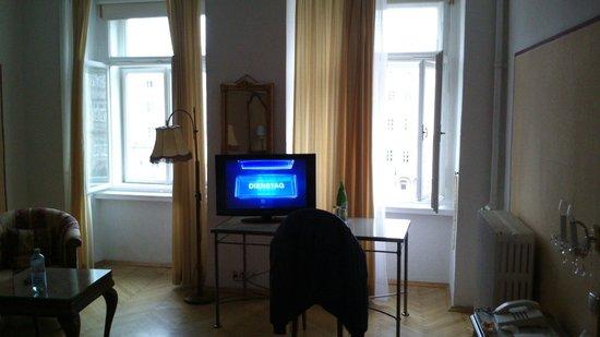 Austria Classic Hotel Wolfinger : Zimmer