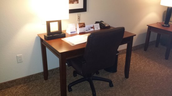 Country Inn & Suites By Carlson, Anderson: Office Area