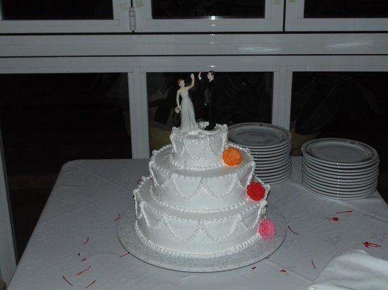 Iberostar Varadero : Wedding cake