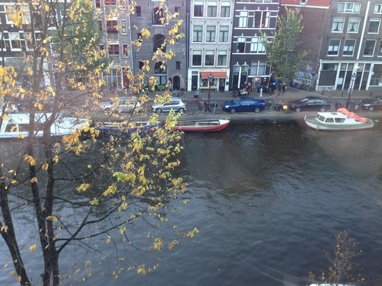 Andaz Amsterdam Prinsengracht: View from our room
