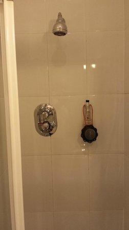 Kensington West Hotel : Shower