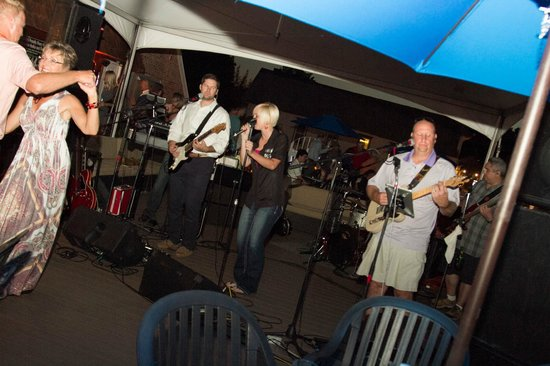 The Bayfield Inn: Rooftop Deck Party