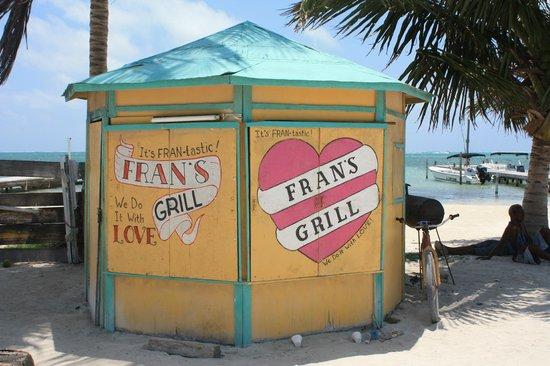 Fran's Grill: Small kitchen, big food!