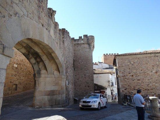 Arco de la Estrella: das Tor