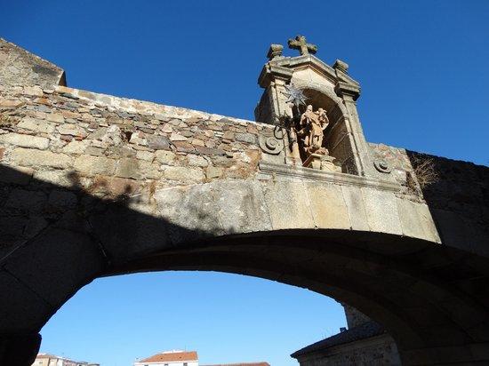 Arco de la Estrella: Rückseite