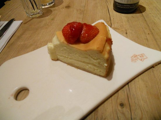 Le Pain Quotidien: Cheesecake