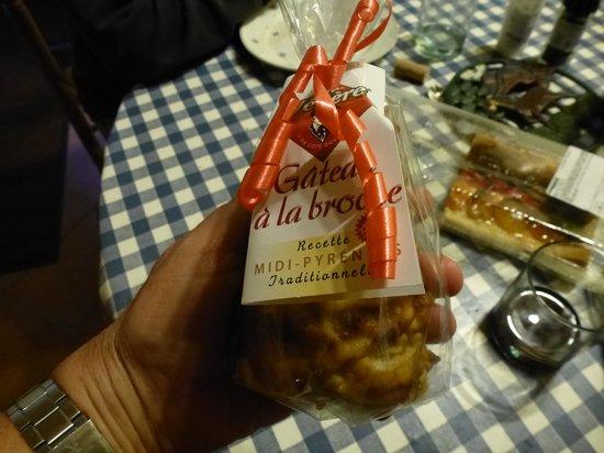 Visker, France: Cadeau de bienvenue