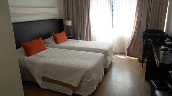 Grand King Hotel: Quarto duplo superior