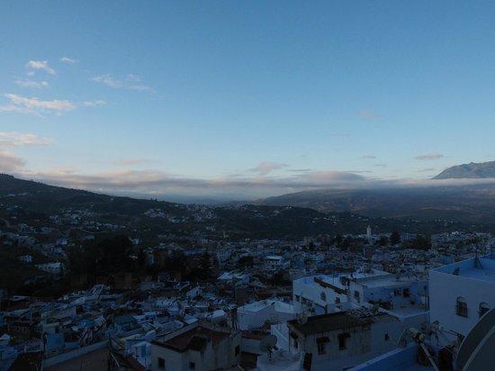 Casa La Palma: Vistas desde la Terraza