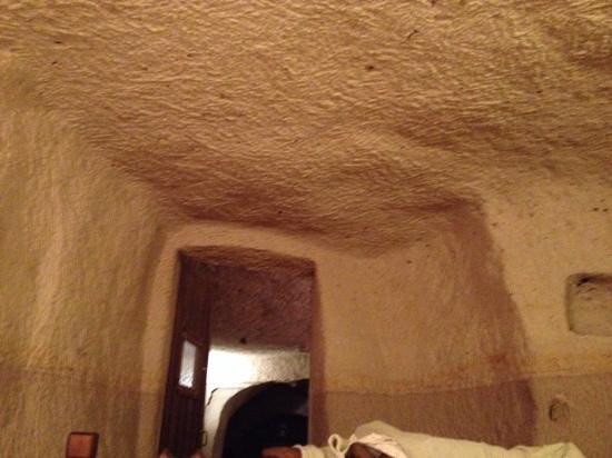 Sultan Cave Suites : Caverna mesmo...