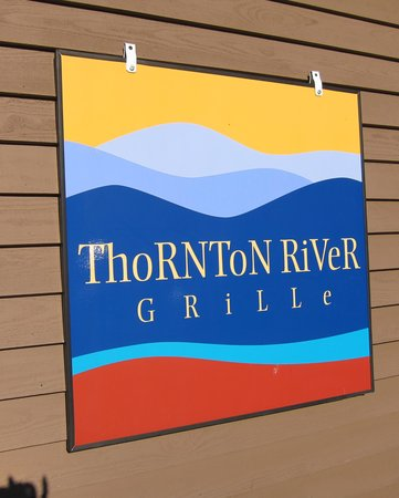 Thornton River Grille: Thorton River Grill