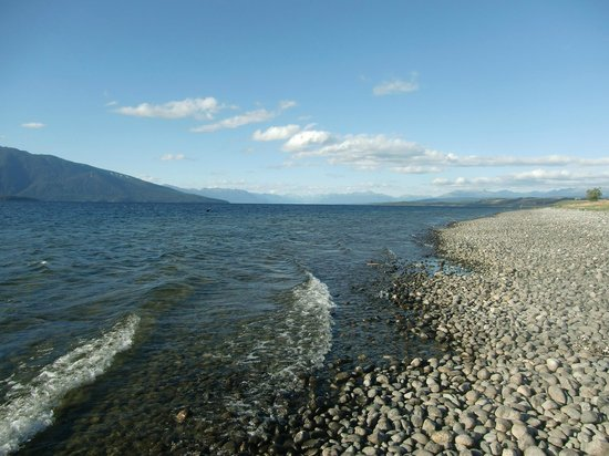 Rosie's Homestay Backpackers: Lake Te Anau