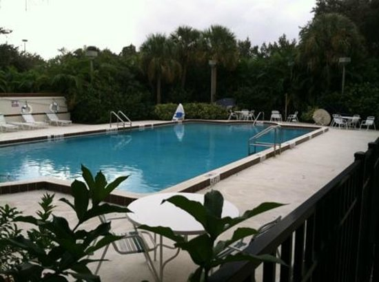 Holiday Inn Viera Conference Center: Pool area
