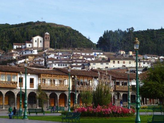 El Virrey Boutique Hostal: Plaza de Armas- Cuzco-PE