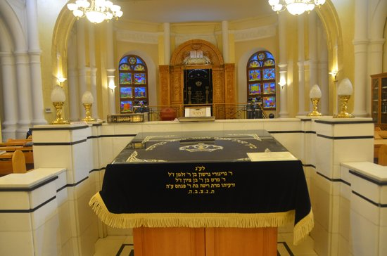 Odessa Walks: Great Choral Synagogue