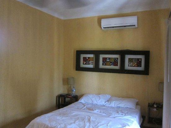 Luna de Plata · Hotel: Comfy beds