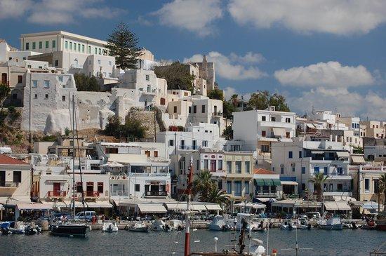 Fikas Hotel: Naxos town