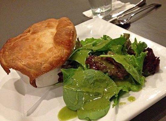 Hilo Bay Cafe : Hamakua Mushroom Curry Pot Pie