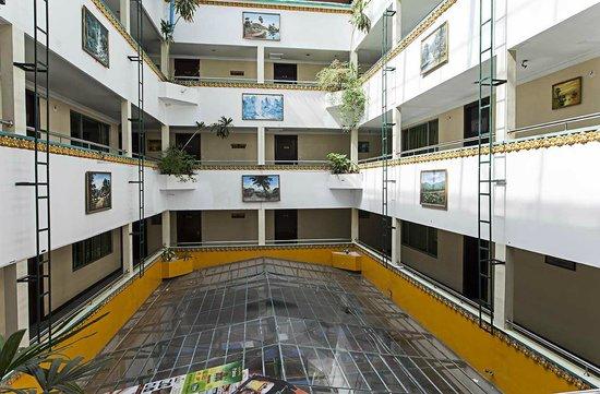 Khmeroyal Hotel: Inner sanctum