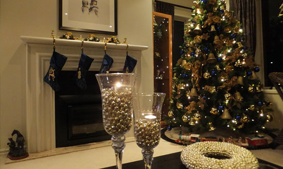 Tauranga Lodge : Christmas at the lodge