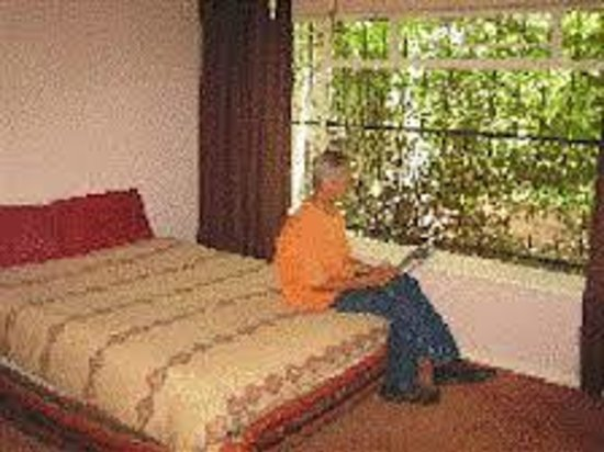 Mufasa Backpackers: Double room