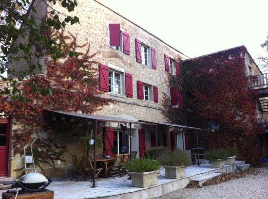 Le Moulin de Picaud