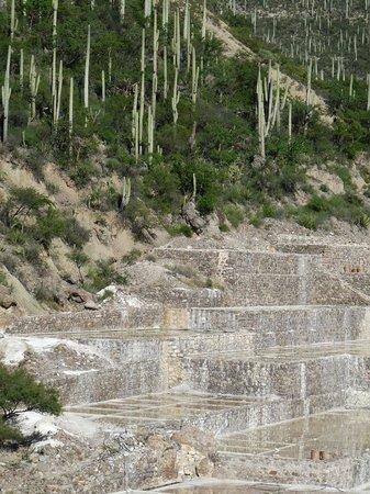 La Ruta de la Sal: Salinen bei San Antonio Texcala
