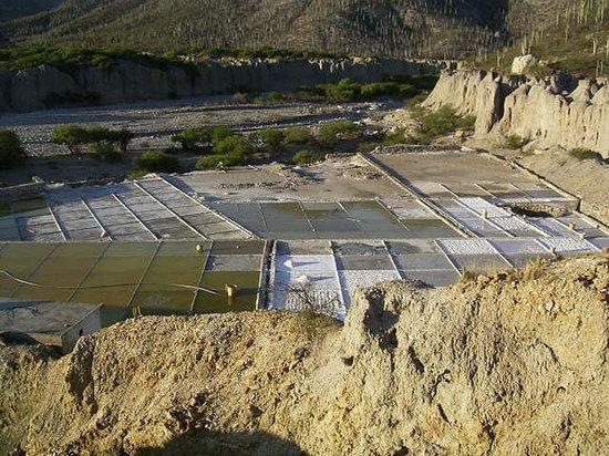 La Ruta de la Sal: Salinen bei Zapotitlan jenseits des Jardin Botanico