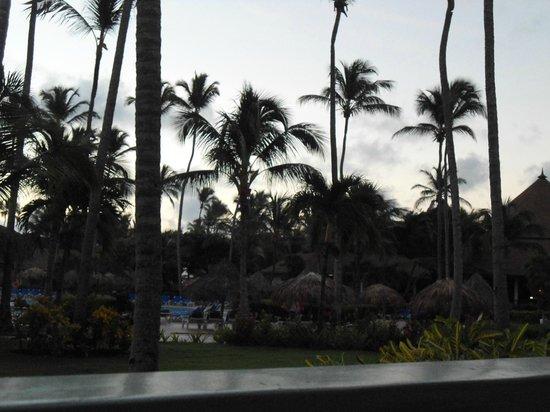 VIK Hotel Arena Blanca: vista espectacular