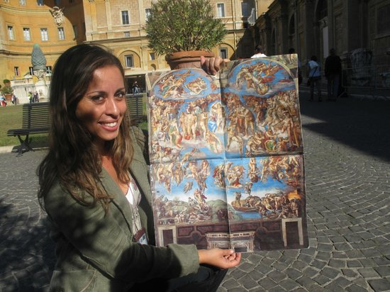 Your Tour in Italy by Aldo Monti : HISTORY OF PAINTINGS IN SISTINE CHAPEL, PRIOR TO ENTERING