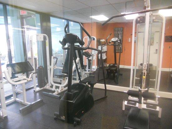 The Enclave Hotel & Suites: Gym