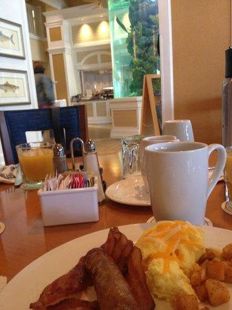 DoubleTree by Hilton Hotel Grand Key Resort - Key West: Petit déjeuner buffet