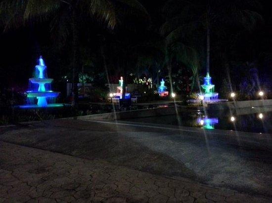 Aseania Resort & Spa Langkawi Island : calm lights at night