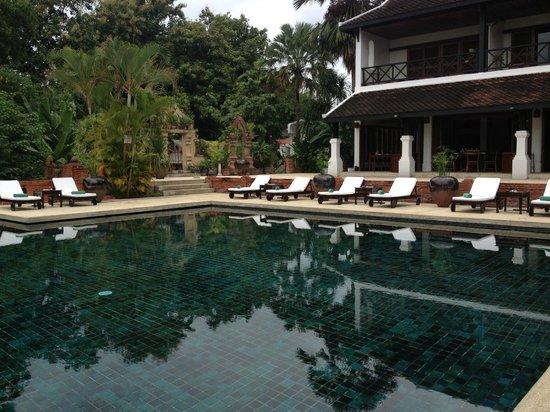 Belmond La Residence Phou Vao: Pool
